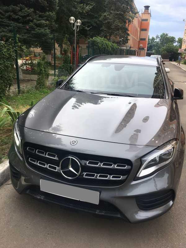 Mercedes-Benz GLA-Class, 2018 год, 1 670 000 руб.