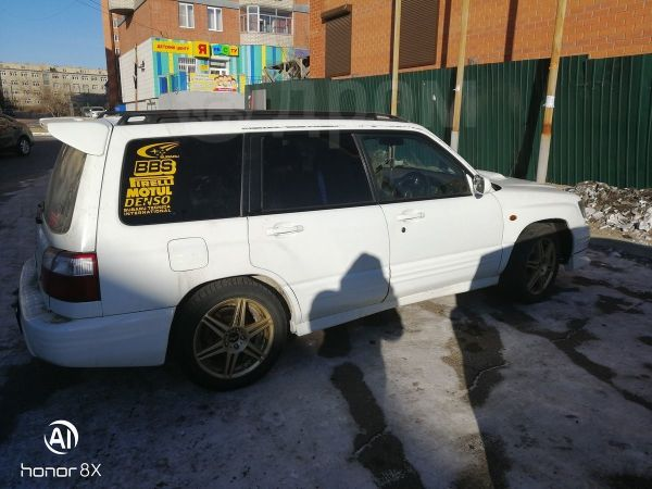 Subaru Forester, 2000 год, 230 000 руб.