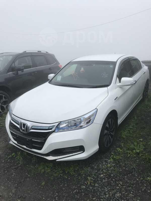 Honda Accord, 2013 год, 1 230 000 руб.