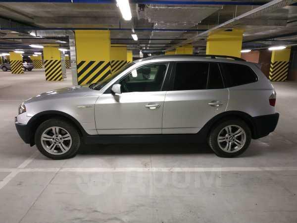 BMW X3, 2004 год, 505 000 руб.