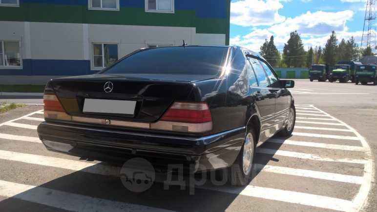 Mercedes-Benz S-Class, 1998 год, 599 000 руб.