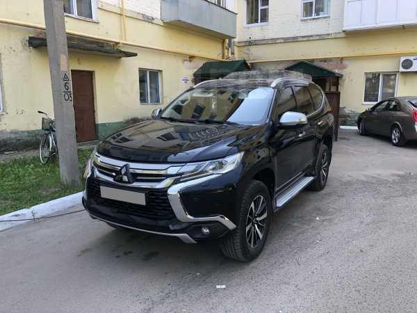 Mitsubishi Pajero Sport, 2017 год, 2 290 000 руб.