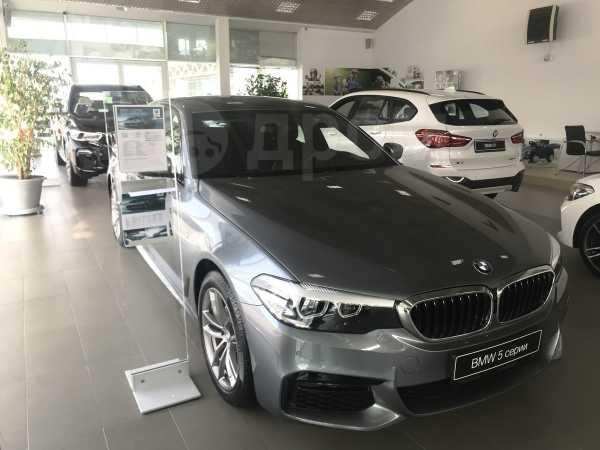 BMW 5-Series, 2019 год, 3 570 000 руб.