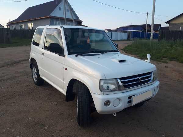 Mitsubishi Pajero Mini, 2003 год, 230 000 руб.