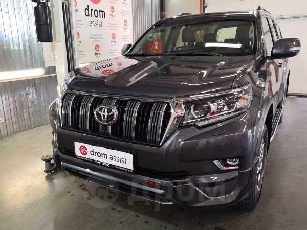 Toyota Land Cruiser Prado, 2019 год, 3 969 000 руб.