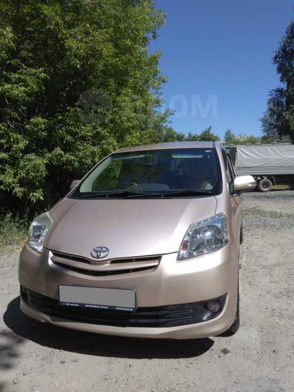 Toyota Passo Sette, 2009 год, 530 000 руб.
