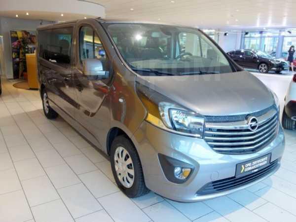 Opel Vivaro, 2016 год, 1 400 000 руб.