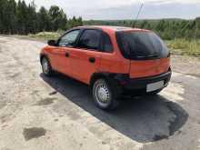 Первоуральск Corsa 2002