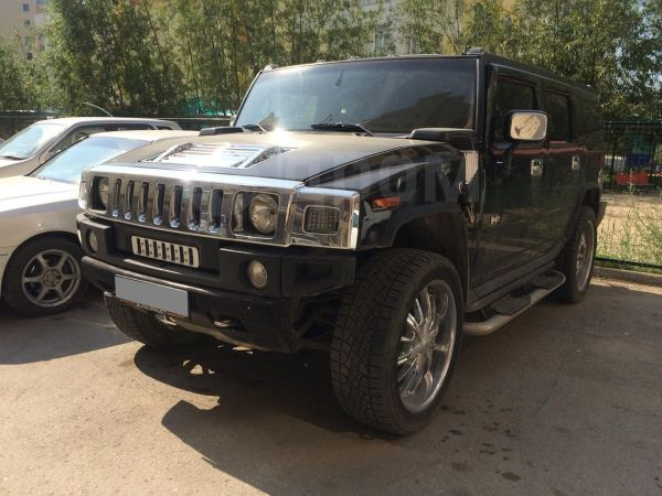 Hummer H2, 2004 год, 1 750 000 руб.