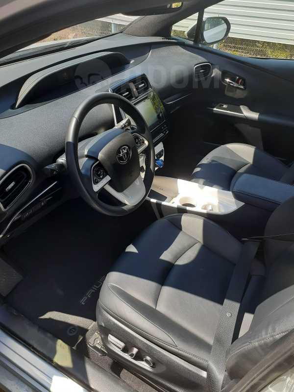 Toyota Prius, 2016 год, 1 259 000 руб.