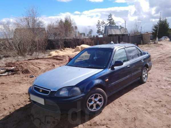 Honda Civic Ferio, 1998 год, 88 888 руб.