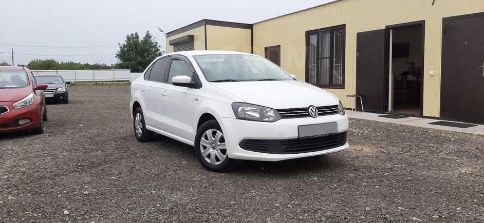 Volkswagen Polo, 2014 год, 495 000 руб.