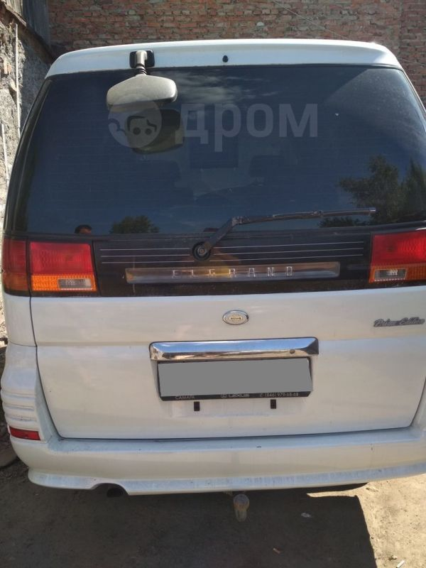 Nissan Elgrand, 2000 год, 450 000 руб.