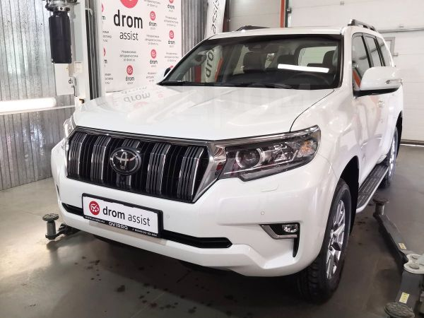 Toyota Land Cruiser Prado, 2019 год, 4 779 000 руб.