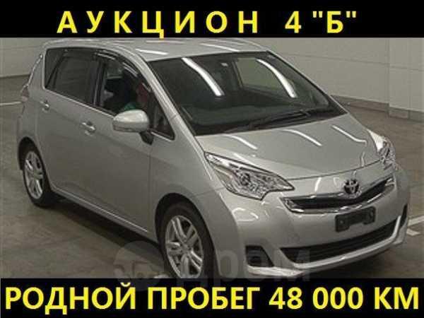 Toyota Ractis, 2014 год, 620 000 руб.
