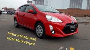 Иркутск Toyota Aqua 2016
