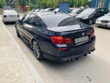 Москва BMW 5-Series 2015