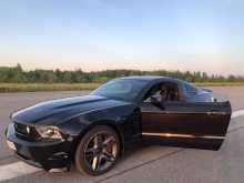 Нефтеюганск Mustang 2011