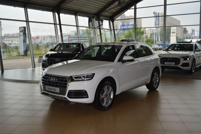 Audi Q5, 2019 год, 3 909 000 руб.