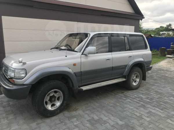 Toyota Land Cruiser, 1996 год, 650 000 руб.