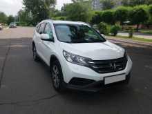 Абакан Honda CR-V 2012