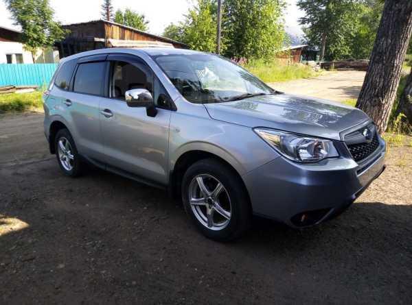 Subaru Forester, 2014 год, 1 140 000 руб.