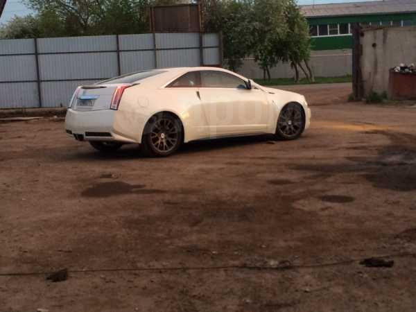 Cadillac CTS, 2011 год, 715 000 руб.