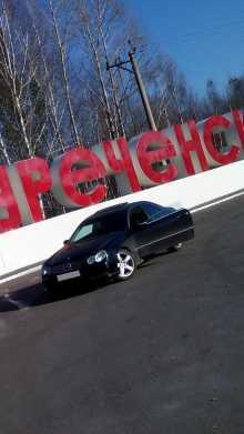 Новокузнецк CLK-Class 2002