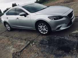 Хабаровск Mazda Atenza 2015