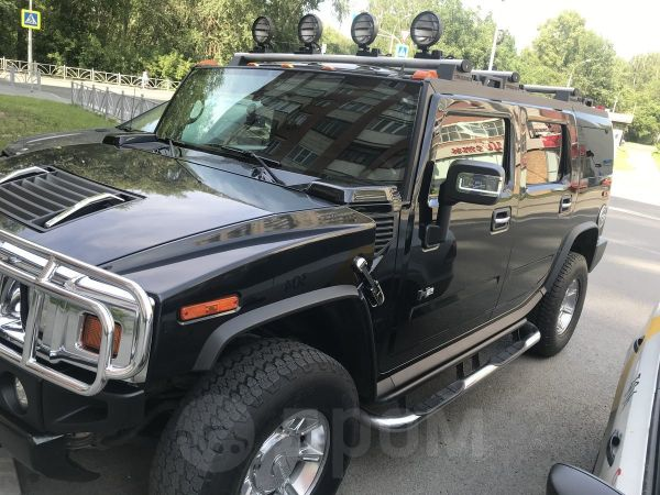 Hummer H2, 2007 год, 1 795 000 руб.