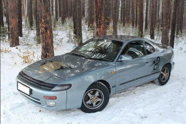 Toyota Celica, 1990 год, 215 000 руб.