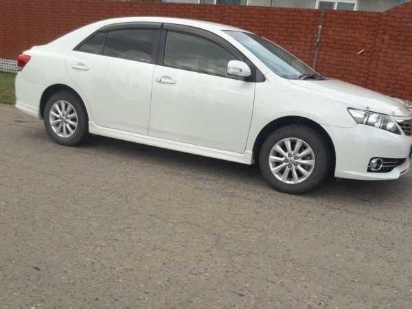 Toyota Allion, 2012 год, 815 000 руб.