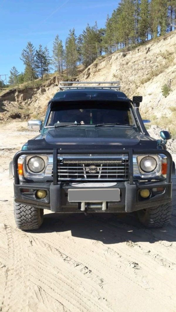 Nissan Safari, 1995 год, 700 000 руб.