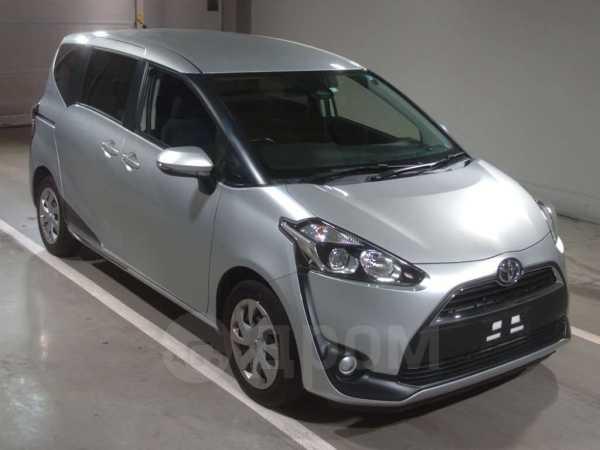 Toyota Sienta, 2016 год, 1 050 000 руб.