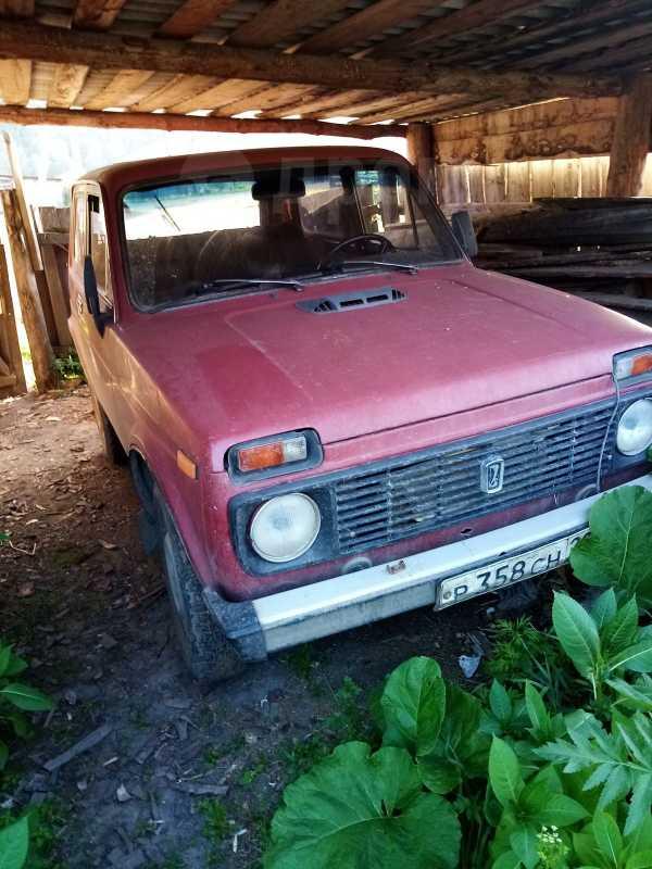 Лада 4x4 2121 Нива, 1993 год, 45 000 руб.