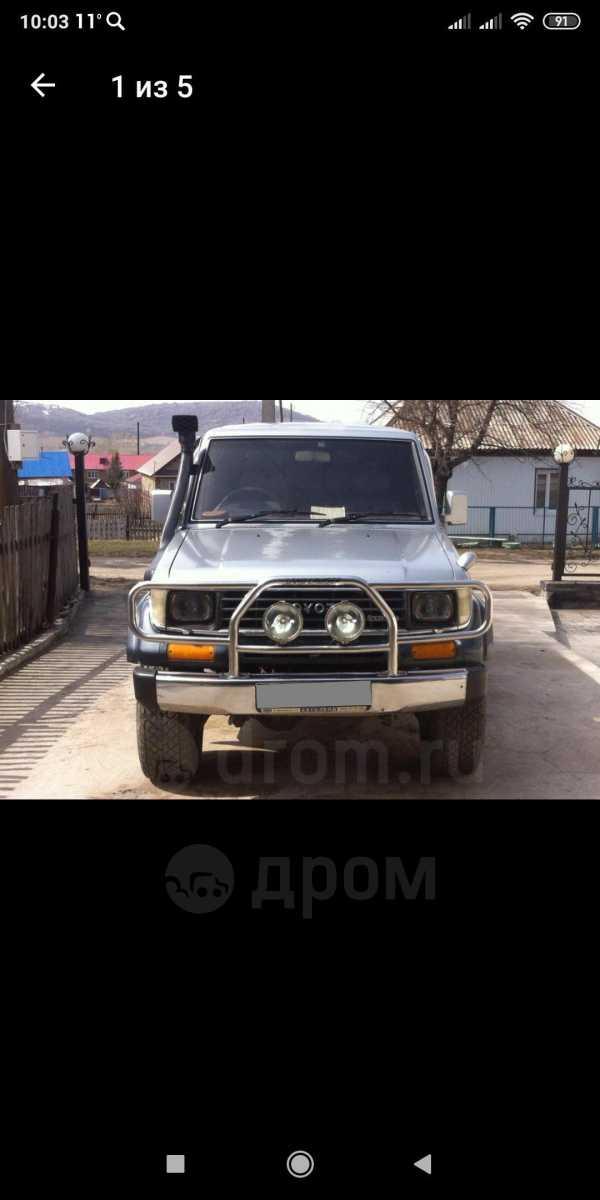 Toyota Land Cruiser Prado, 1992 год, 530 000 руб.