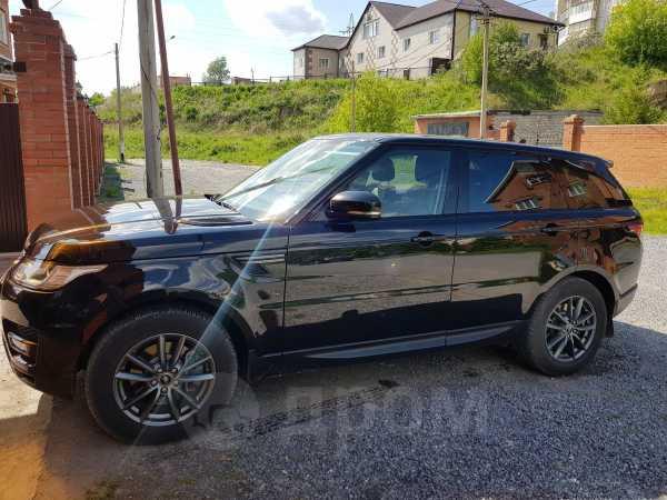 Land Rover Range Rover Sport, 2015 год, 3 250 000 руб.