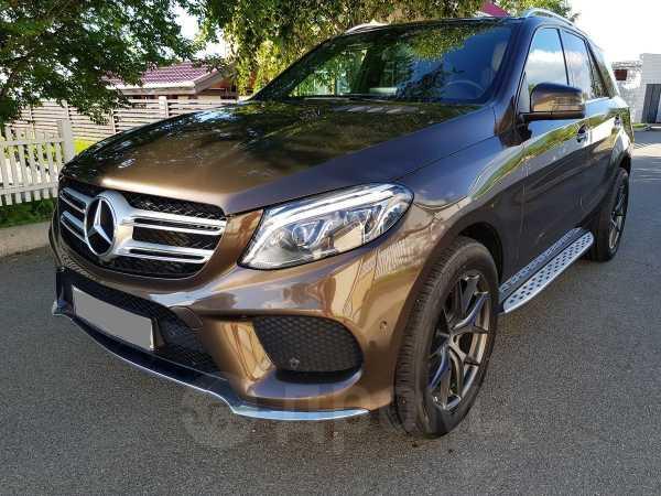 Mercedes-Benz GLE, 2015 год, 3 350 000 руб.