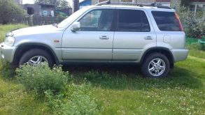 Горно-Алтайск CR-V 2001