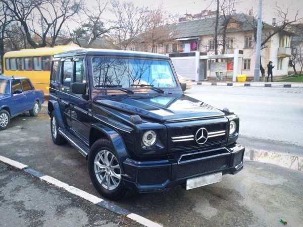 Mercedes-Benz G-Class, 1995 год, 850 000 руб.