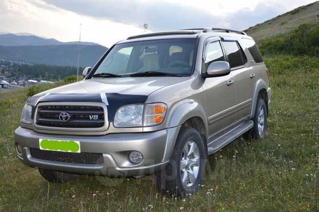 Toyota Sequoia, 2004 год, 1 000 000 руб.