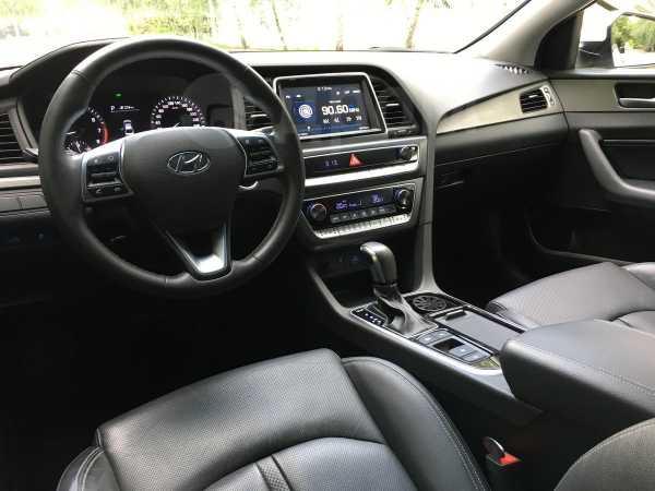 Hyundai Sonata, 2018 год, 1 540 000 руб.