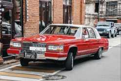 Москва Brougham 1992