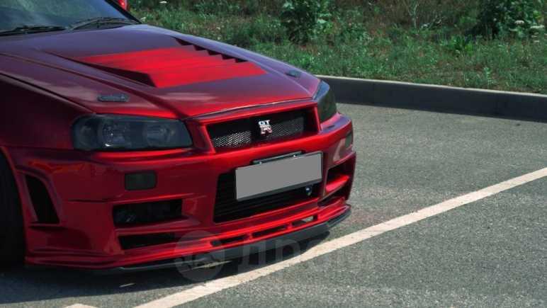 Nissan Skyline, 1998 год, 1 500 000 руб.