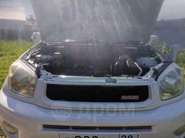 Toyota RAV4, 2004 год, 530 000 руб.