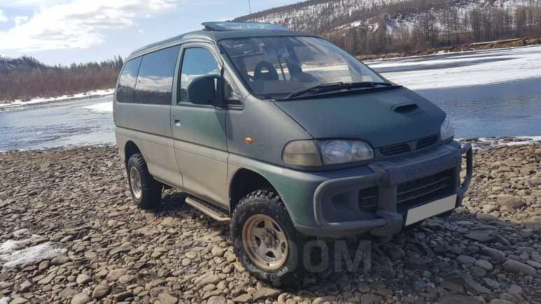 Mitsubishi Delica, 1994 год, 300 000 руб.