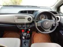 Якутск Toyota Vitz 2011
