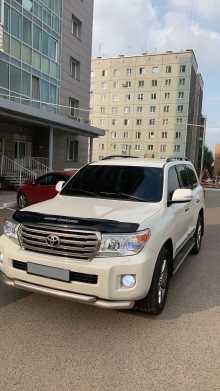 Красноярск Land Cruiser 2012