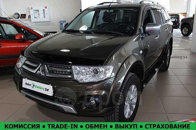 Mitsubishi Pajero Sport, 2014 год, 1 510 000 руб.