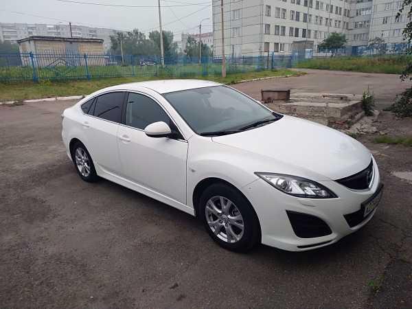 Mazda Mazda6, 2012 год, 750 000 руб.